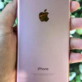 IPhone7 rosegold 128gb