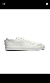 Raf Simons Sprit V Creme Cranvas Sneaker
