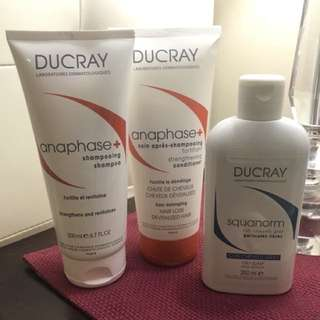 Brand-new Ducray hair products