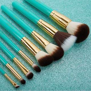 Sale! Bh Cosmetics Illuminate by Ashley Tisdale  8 piece Brush Set