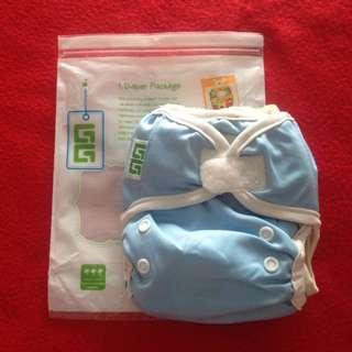 Preloved Lil G Cloth Diaper