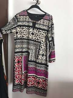 Ladies dress size L