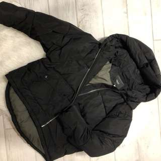 Only Brand Puffer Jacket
