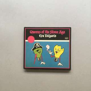 QUEEN OF THE STONE AGE Era Vulgaris