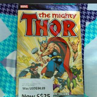 Thor epic collection BRAND NEW