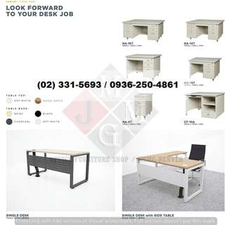 'Modular Office Staff Table' Office Partition-Furniture