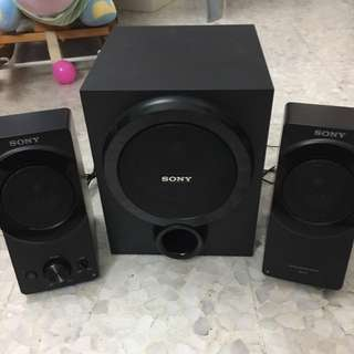 Sony Speakers SRS-D5
