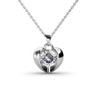 Swarovski® Crystals - Pendant Simply Love
