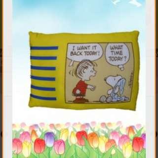 Toreba Snoopy Soft Pillow
