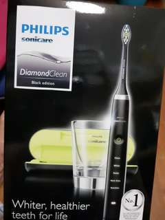 Philips Sonicare Electric Toothbrush Black Edition