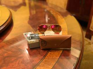 Authentic Pre-Owned Ray-Ban Sunglasses
