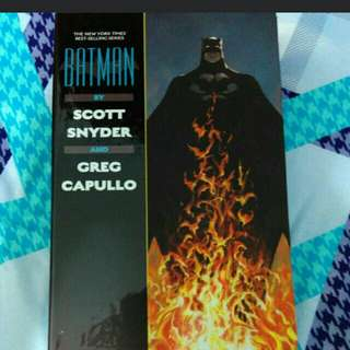 Batman new 52 box set 1