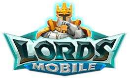 Lords Mobile gems and packs