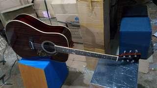 Gitar acccustik