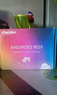 EMISH Android TV Box