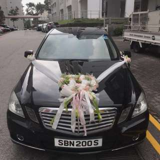 Luxury Wedding Car Rental