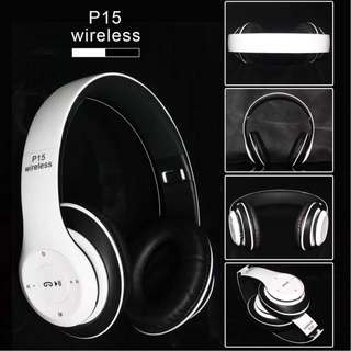 P15 WIRELESS HEADPHONE