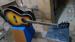 Gitar atring elektrik lakewood
