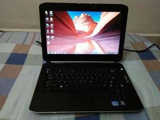 Dell latitude core i5 with  4gb/320gb