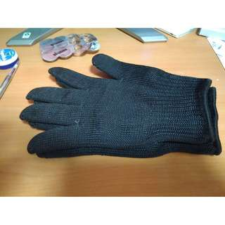 {MEET UP BELOW} Cut Resistant Glove 1 pair