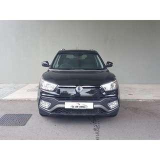 SSANGYONG TIVOLI XLV 1.6G 6AT 2WD ESP E4