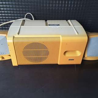 Computer Subwoofer with 2 speakers