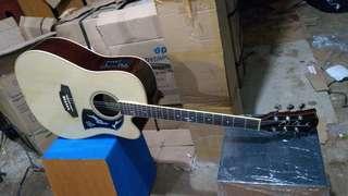 Gitar colekcrak new jreng elekteik