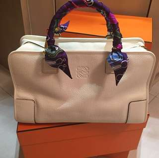 Marked down brand new Loewe Amazona bag