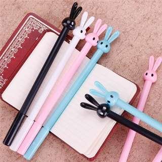 KEY Rabbit Sign Pen Ballpen