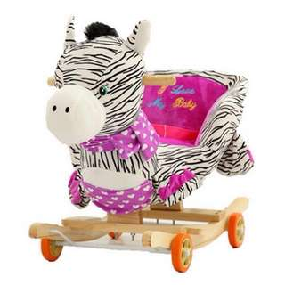 Coby Play - Rocking Animal (zebra)