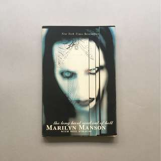 MARILYN MANSON Long Hard Road Out Of Hell