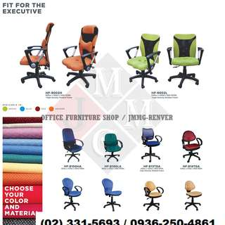 -clerical.visitor.mesh.executive chairs- office partition**