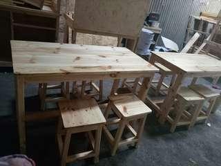 Meja jati belanda /meja makan