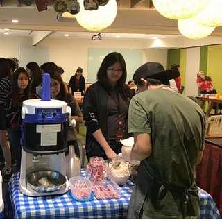 Events Food Live Station