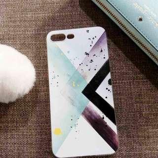 Pastel Geometric Green Iphone case 6, 6+ 7, 7+