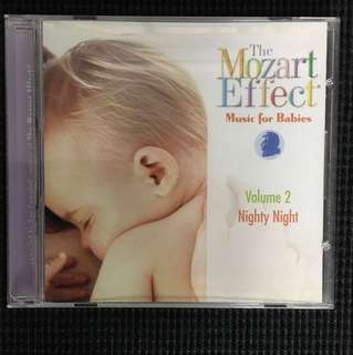 The Mozart Effect CD - Music for Babies