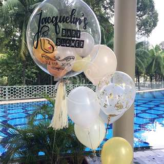 Baby Shower Balloons/ Birthday Decoration