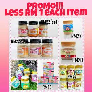 Izliyah kitchen homemade baby food kepala batas