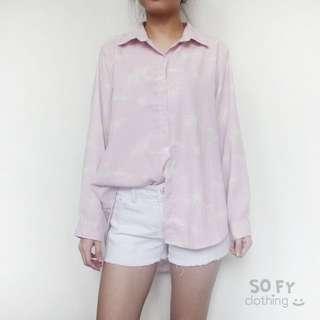 Pink Splash Shirt