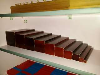 Montessori Broad Stairs