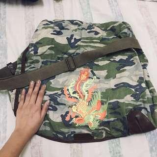 Sale❗️Salad Camouflage Bag