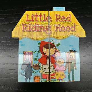 小紅帽立體書 Little Red Riding Hood