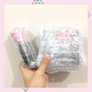 Free bubblewrap for kosmetik