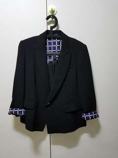 OFFICE BLACK JACKET