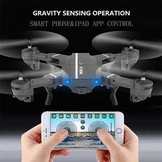 FOLDABLE DRONE EBOYU (TM) 8807 HW