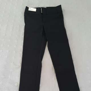 BNWT Dotti Black Fitting Dress Pants Size 6