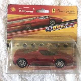 Shell Ferrari Enzo