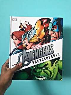 Avengers Encyclopedia