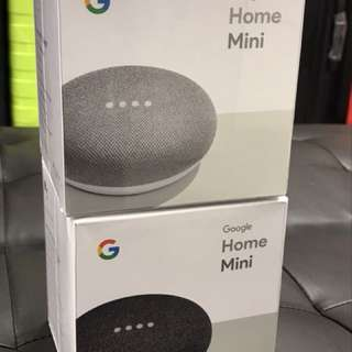 Google Home Mini (不議價)