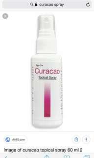 Age D'Or Curacao Topical Spray